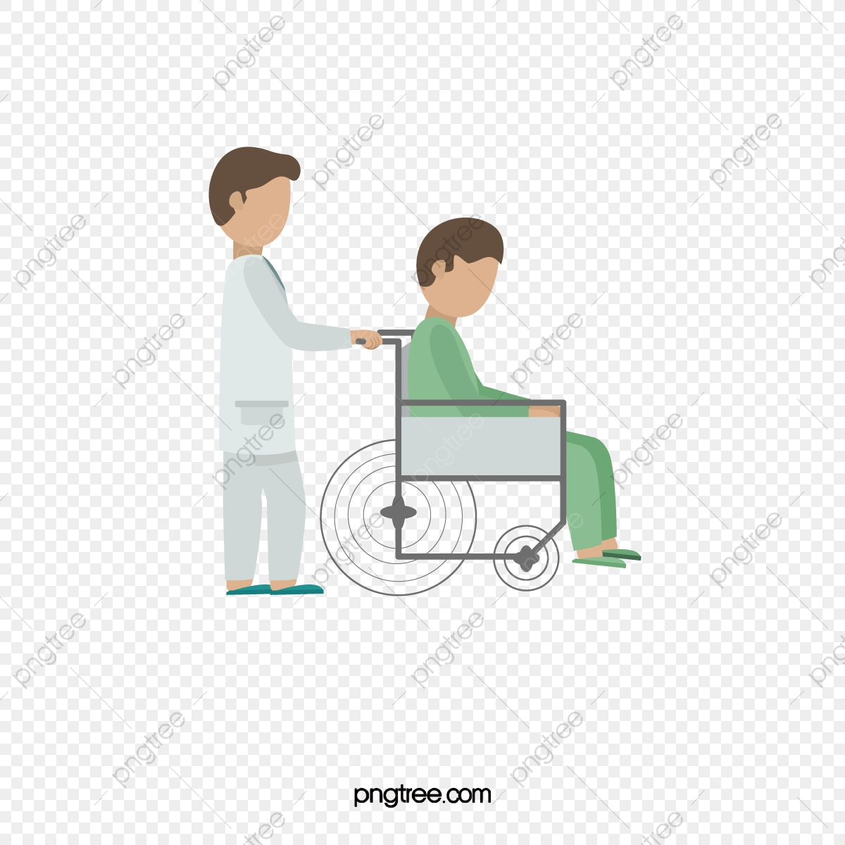 patient vector png free doctor patient patients doctor and patient vector images pngtree https pngtree com freepng a wheelchair patient 3207146 html