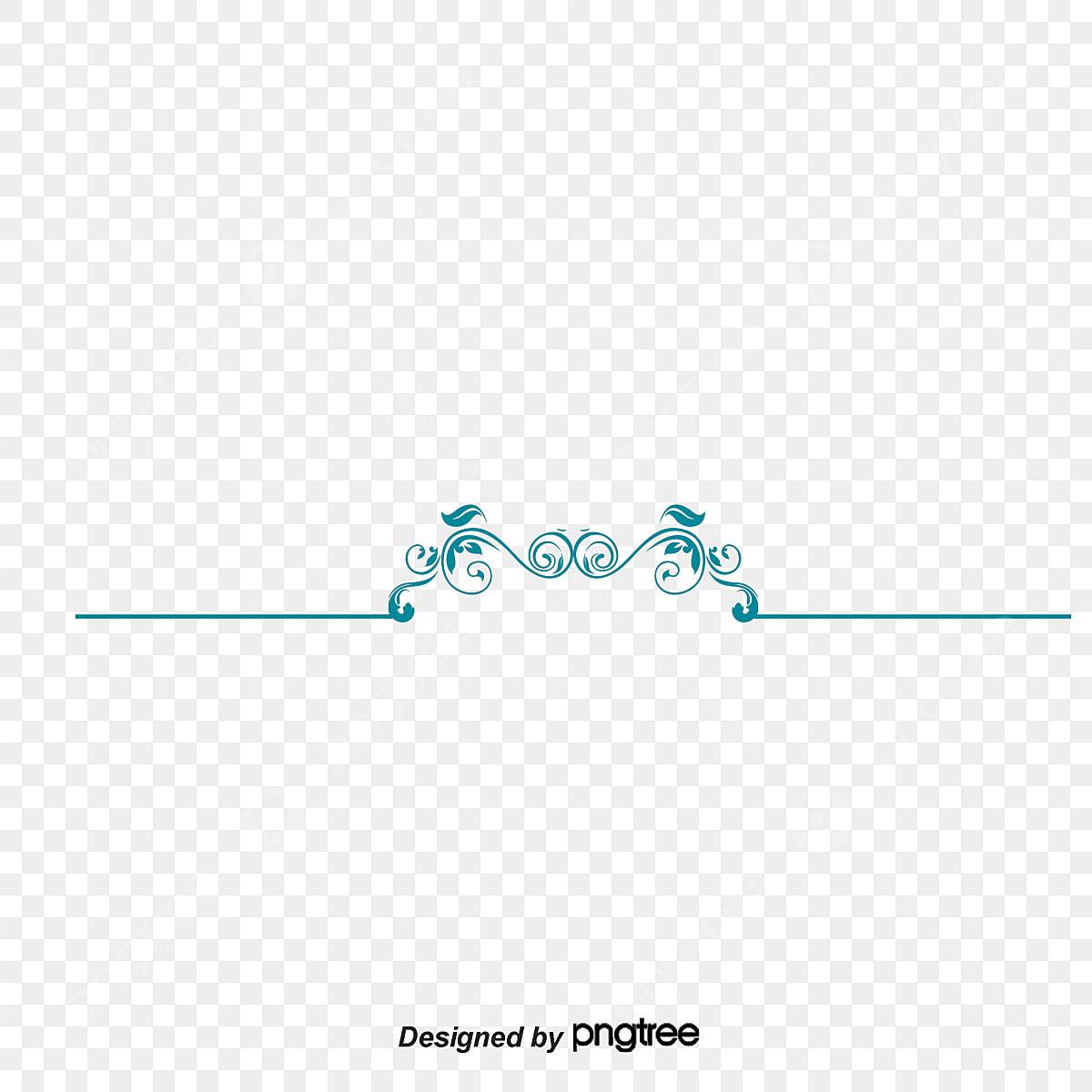 segmentation de la ligne de la publicit u00e9 le vecteur de la ligne de s u00e9paration une ligne de