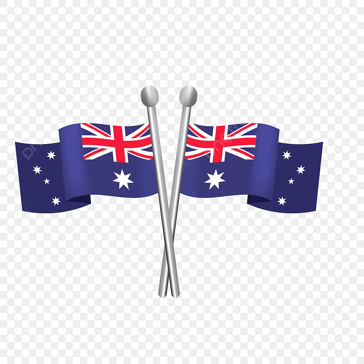 Australian Flag On Pole Png - New Zealand Flag Clip Art PNG Image |  Transparent PNG Free Download on SeekPNG