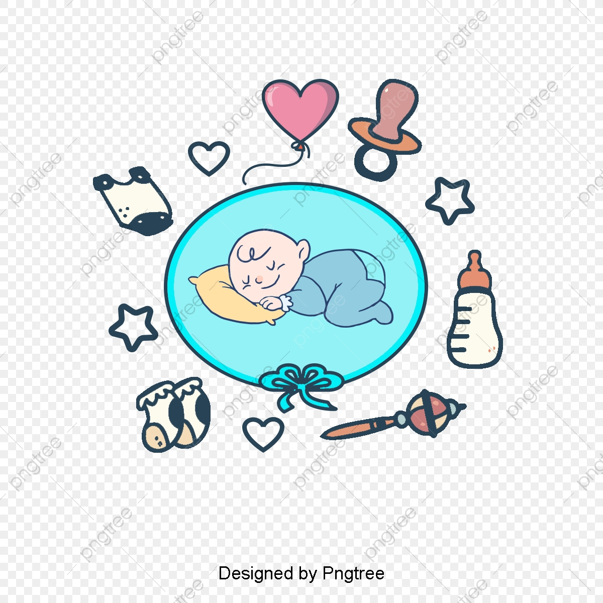 Baby product. Clipart png transparent image