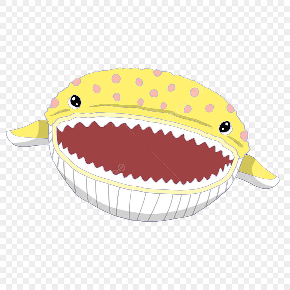Big White Shark Mouth, Shark Clipart, Big White Shark, Tooth
