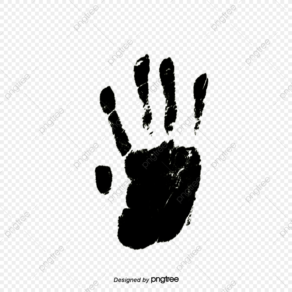 Hand Print PNG Transparent For Free Download - PngFind