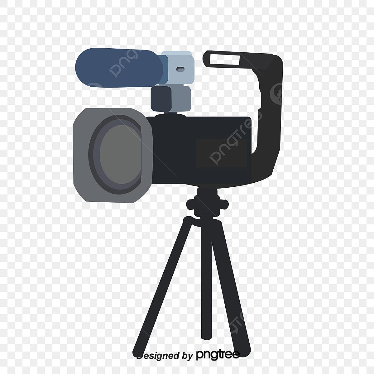 Black Video Camera Hd Large Picture, Video Clipart, Camera Clipart