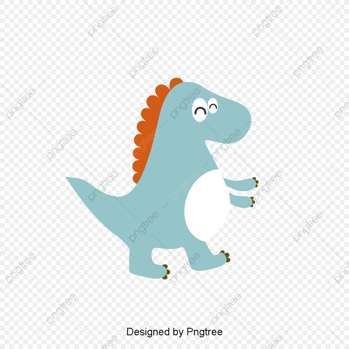 dessin anim u00e9 de bleu de petit dinosaure dessin de petits