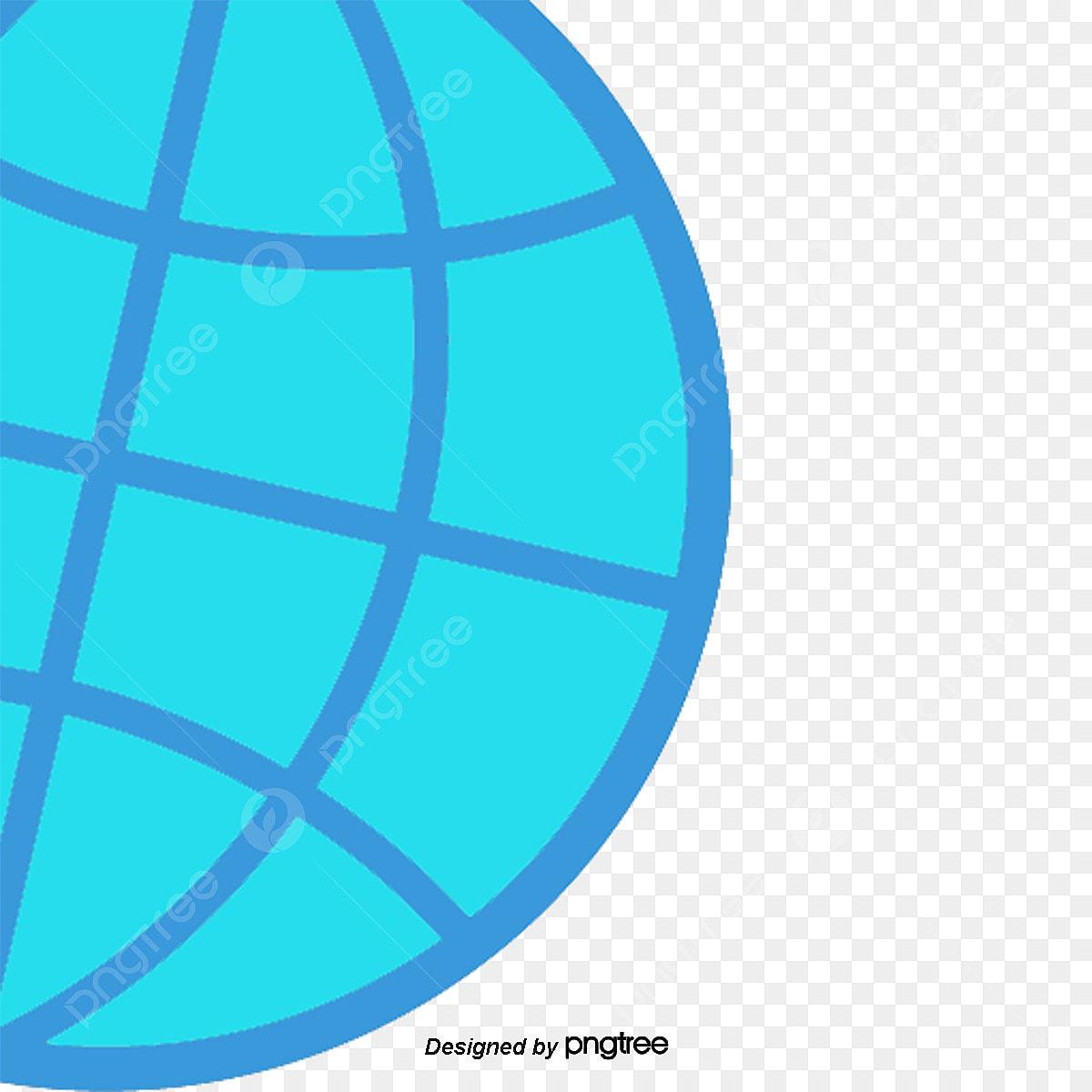 Gambar Biru Lintang Dan Bujur Dari Elemen Bumi Garis Lintang Dan Garis Bujur Vektor Bumi Biru Png Dan Psd Untuk Muat Turun Percuma