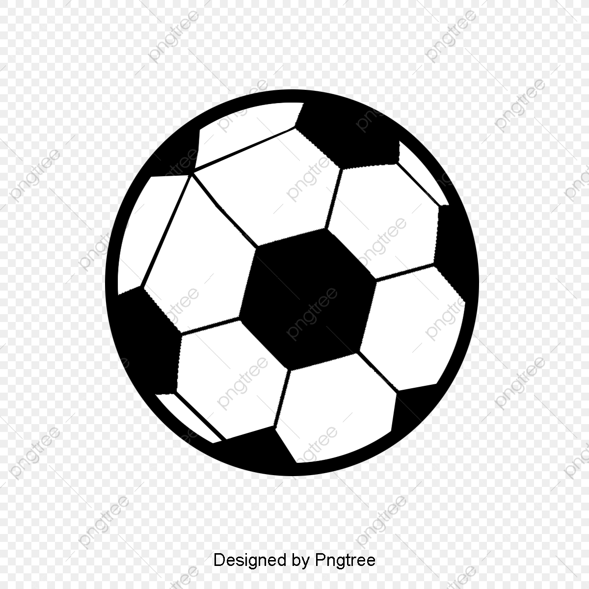 Cartoon Black And White Football Logo Football Clipart Logo Clipart Cartoon Png Transparent Clipart Image And Psd File For Free Download