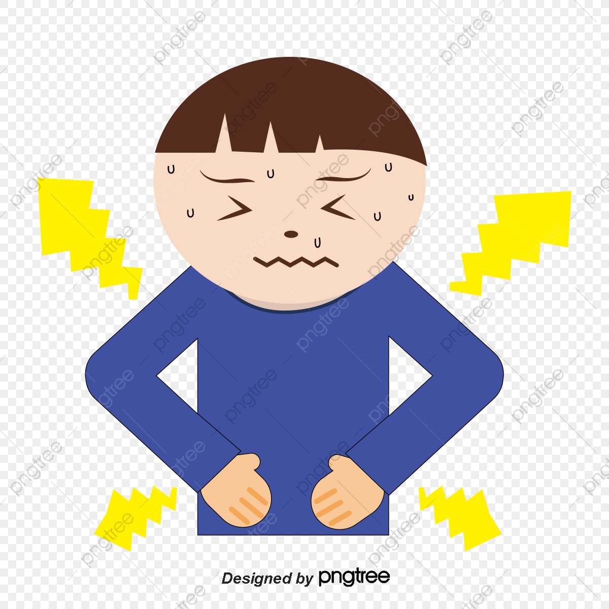 cartoon characters stomach pain expression cartoon vector stomachache painful expression png transparent clipart image and psd file for free download https pngtree com freepng cartoon characters stomach pain expression 2920307 html