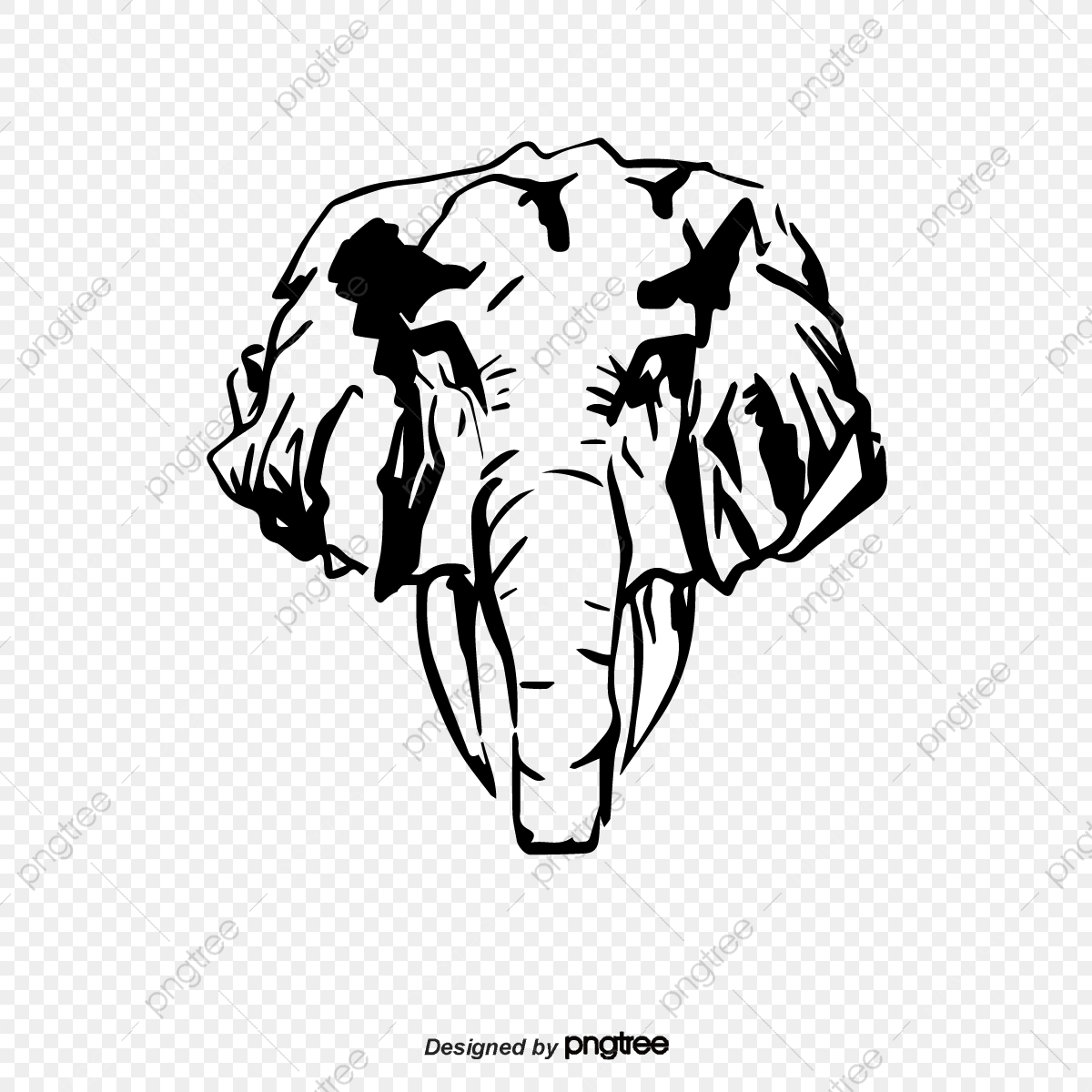 Elephant Head Png Images Vector And Psd Files Free Download On Pngtree When designing a new logo you can be inspired by the visual logos found here. https pngtree com freepng cartoon elephant head silhouette 3203854 html