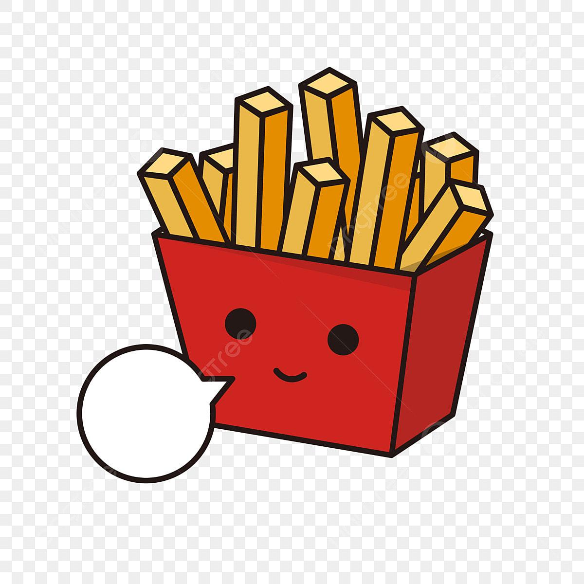 Desenhos Animados De Batatas Fritas Cartoon Batatas Fritas