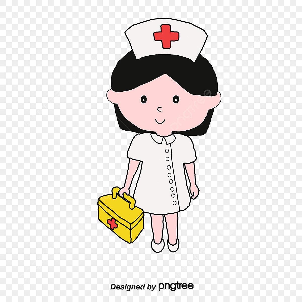 dessin de l infirmi u00e8re l image de carte de visite la petite infirmi u00e8re de pointes les