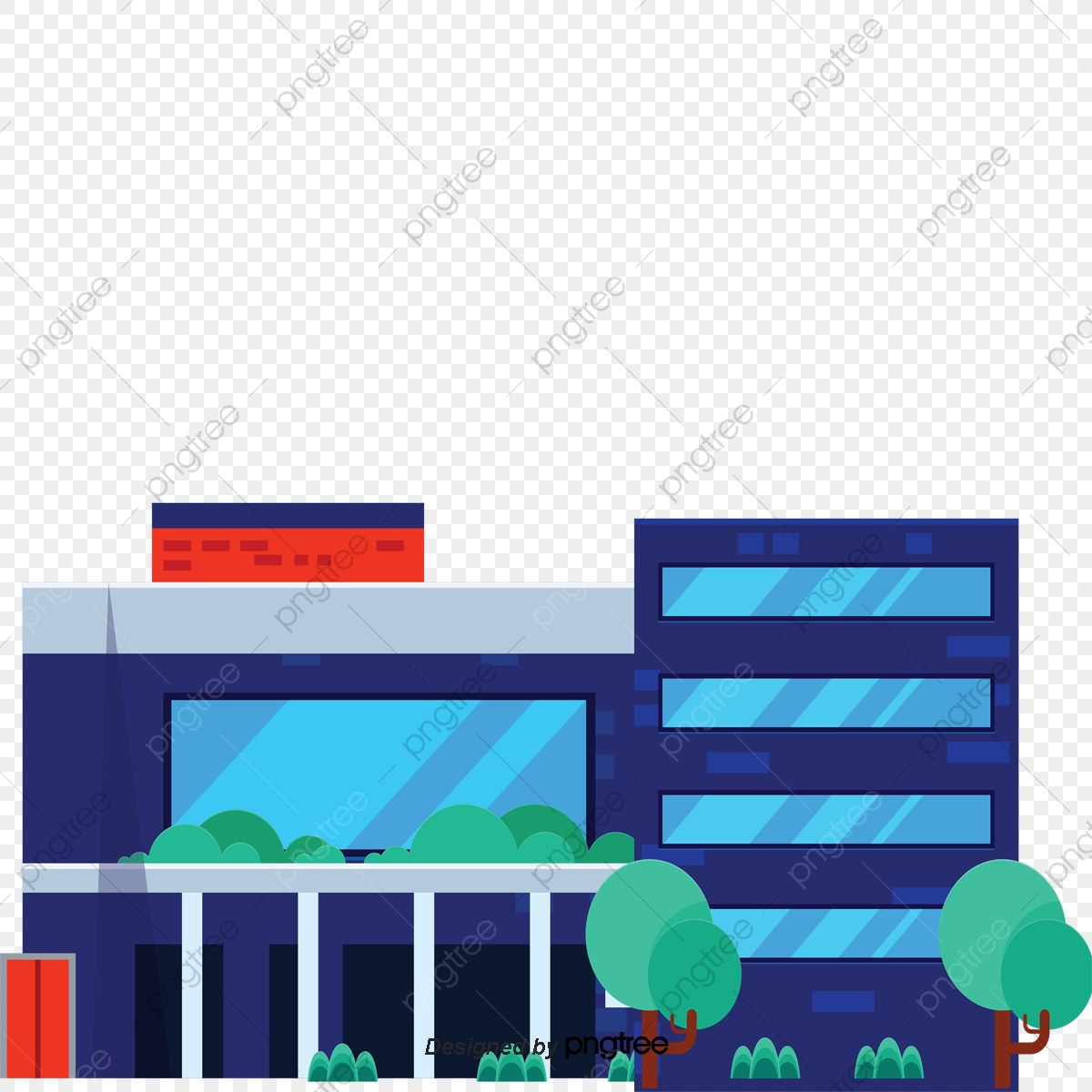 Cartoon Office Building Cartoon Vector Office Vector Building Vector Png Transparent Clipart Image And Psd File For Free Download