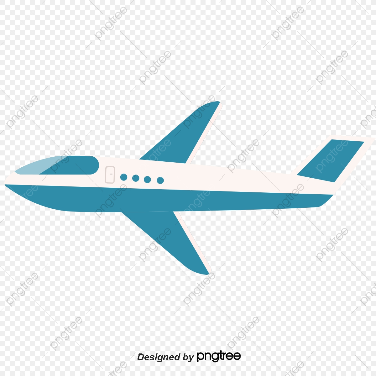 Cartoon Plane Png Images Vector And Psd Files Free Download On