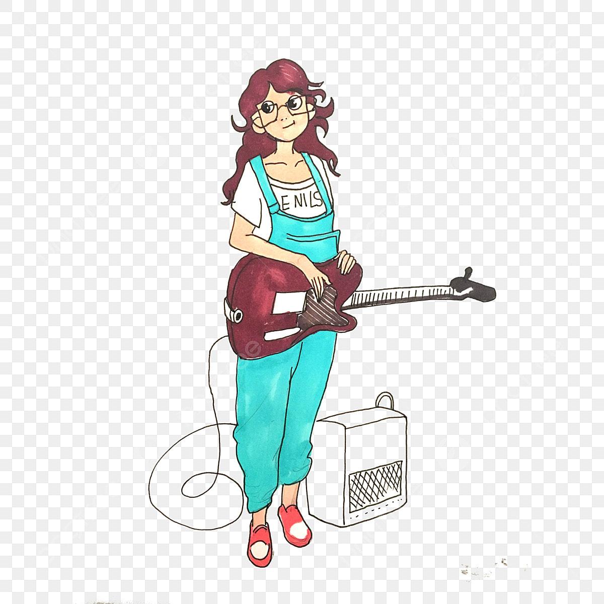 dessin de culbuteurs de vecteur dessin rock and roll musicien png et vecteur pour t u00e9l u00e9chargement