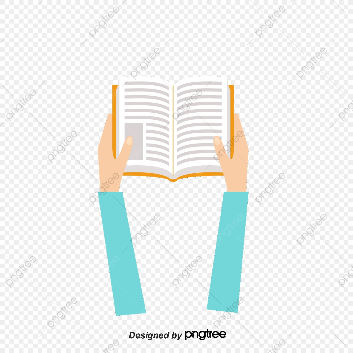 Dessin Simple Livre Blanc Vecteur Livre Simple Png Et