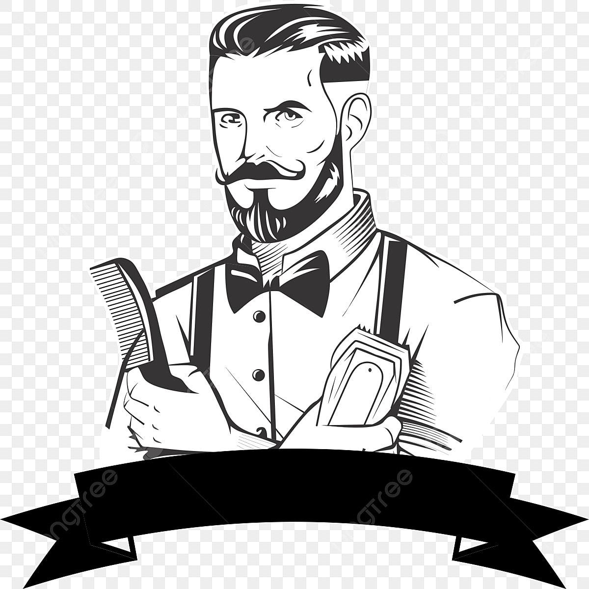 Caricaturas De Barber Barber Cartoon Barber Division De Dibujos
