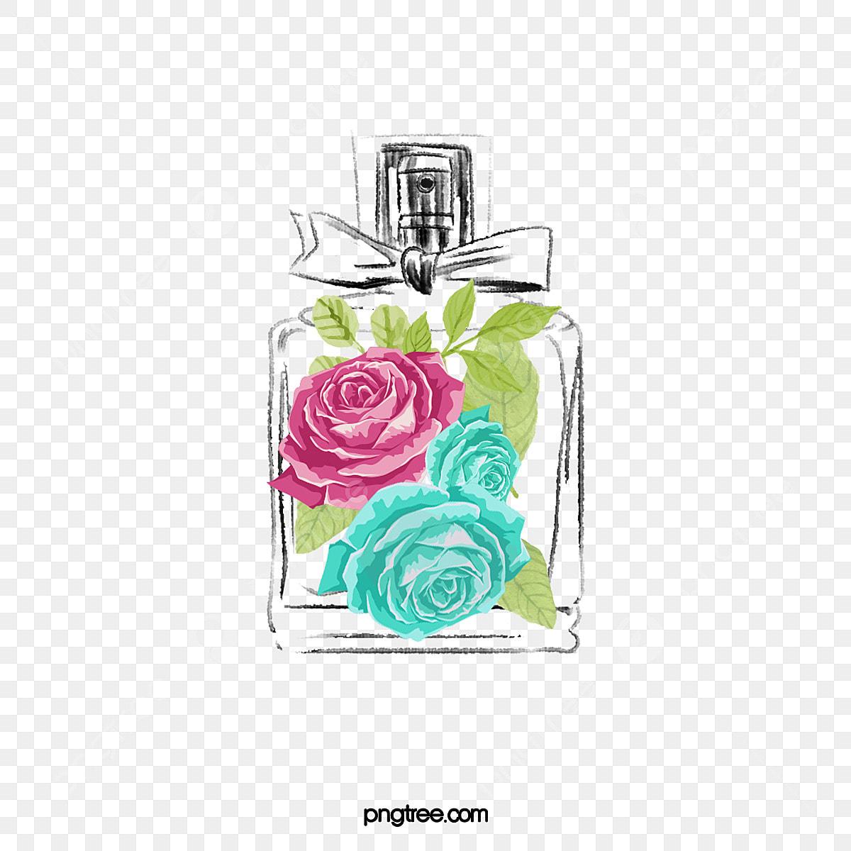 シャネル香水 アイデア香水 ピンクの花の香水 シャネル画像とpsd