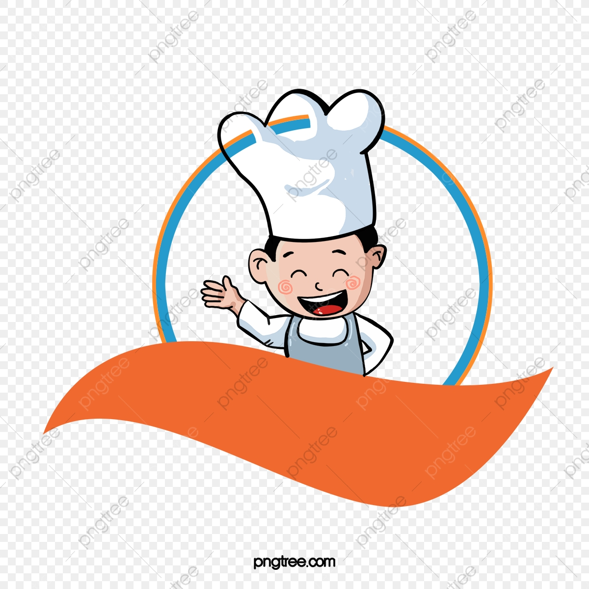 Chef Icon, Chef Clipart, Chef, Cartoon PNG Transparent Image and