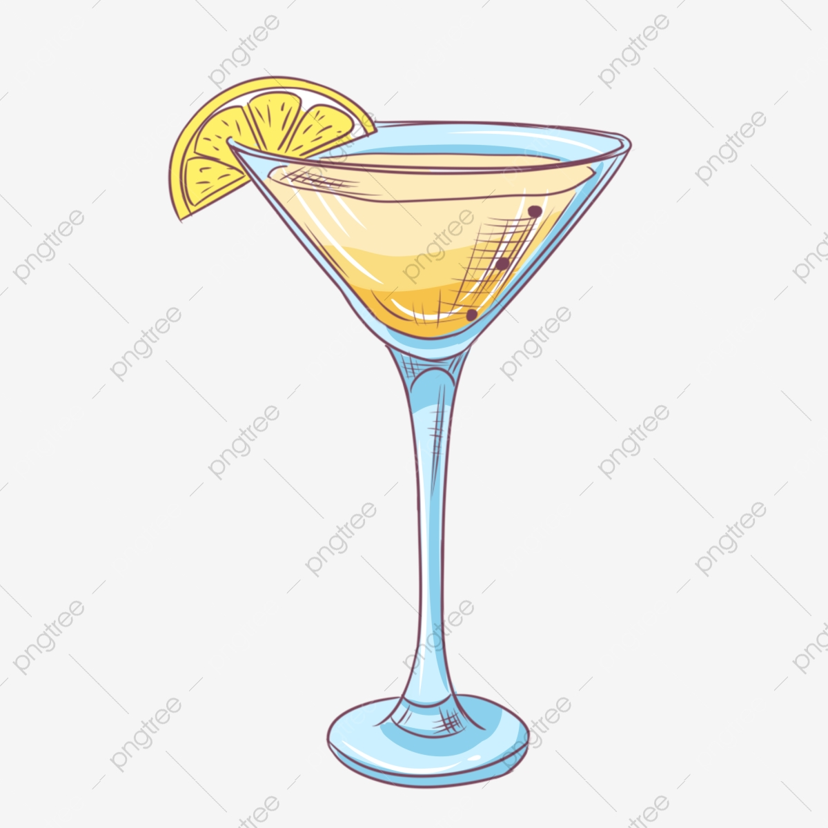 Cocktail Glass Png Images Vector And Psd Files Free Download On Pngtree