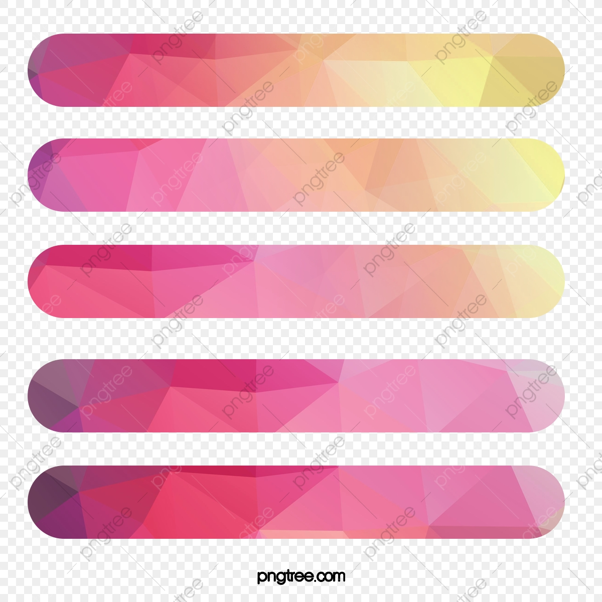 5e1074f1 Colorful Polygonal Geometry Background, Colorful Vector, Polygonal ...