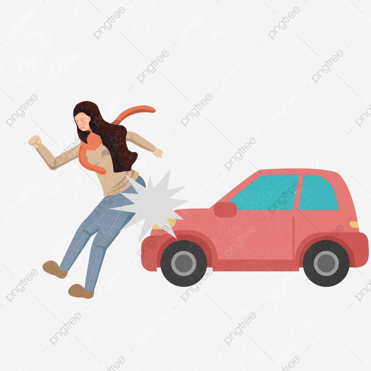 Crash Car Accident, Car Clipart, Crash, Png Picture PNG