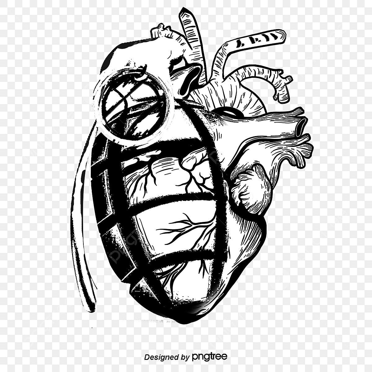 Creative Heart Granada Desenho Pintado A Mao Creative Design O