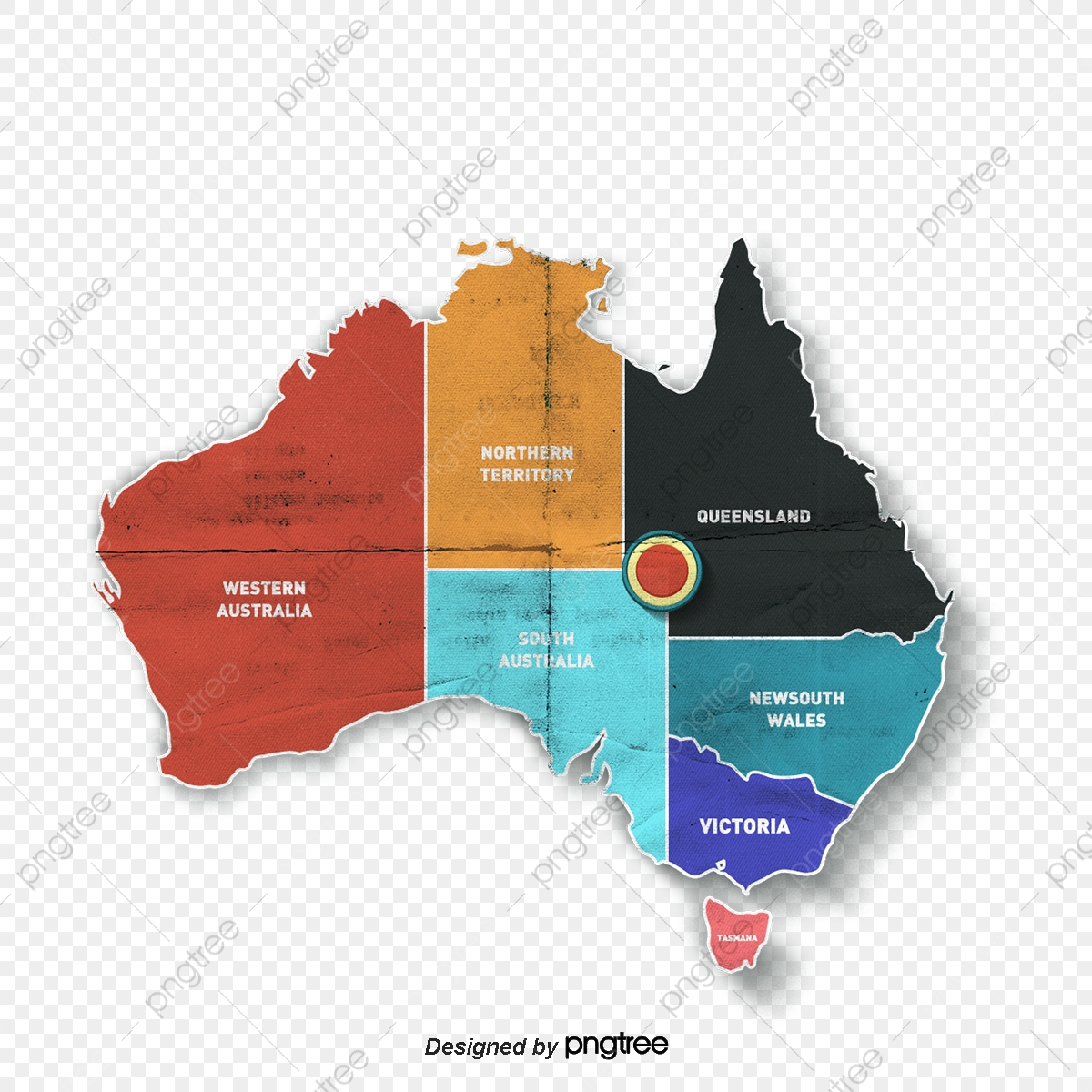 Australia Map Transparent.Creative Map Of Australia Map Clipart Australia Clipart Creative