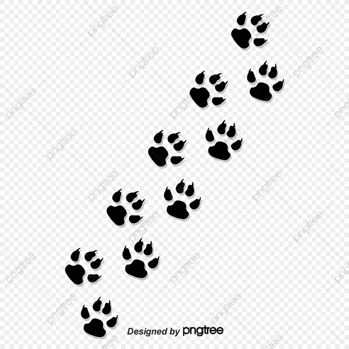 Paw Prints Png Images Vector And Psd Files Free Download On Pngtree Png's are 350dpi and are sent as finished files with transparent backgrounds. https pngtree com freepng creative paw prints 3187779 html
