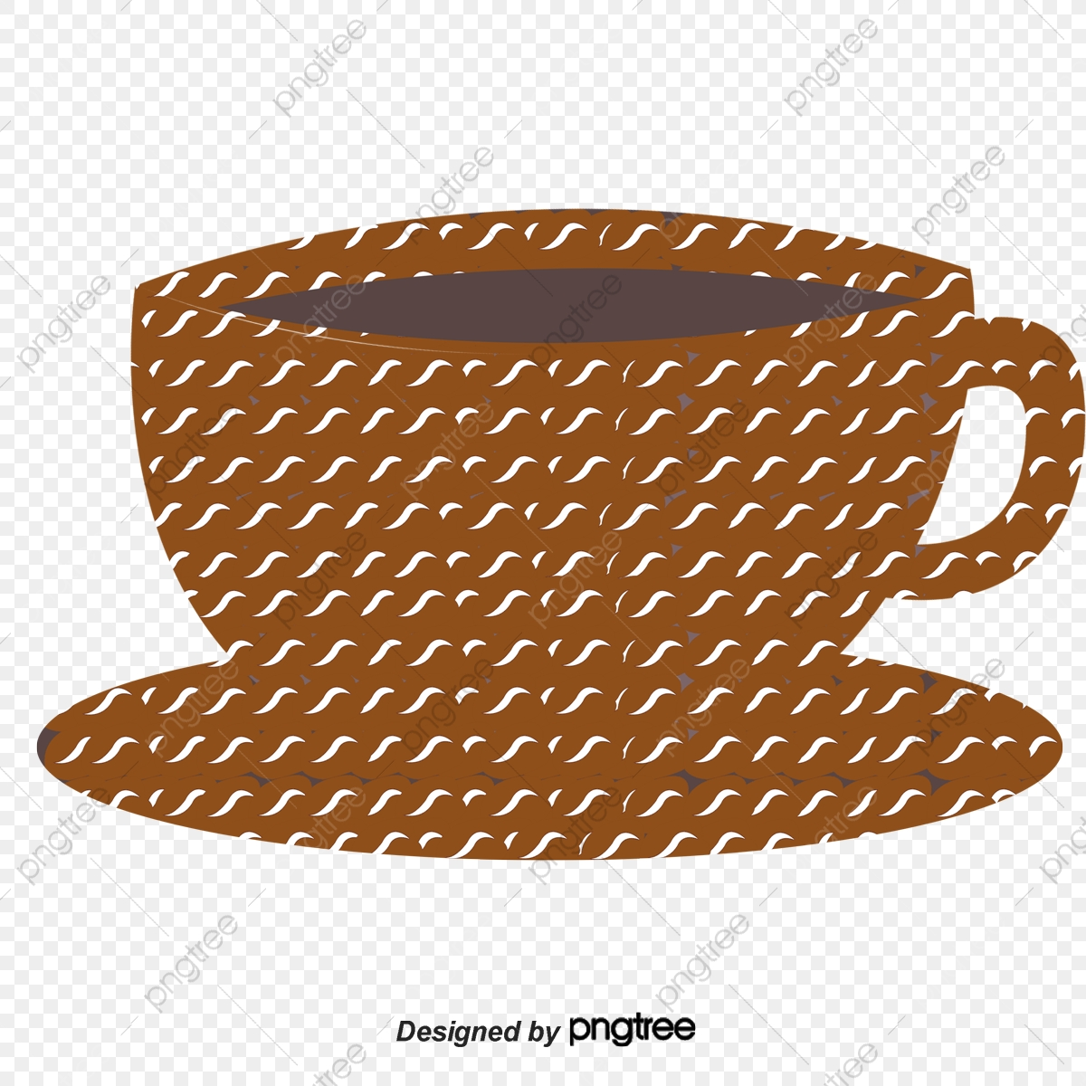 Cup Of Coffee Beans Combined, Cup Clipart, Coffee Beans