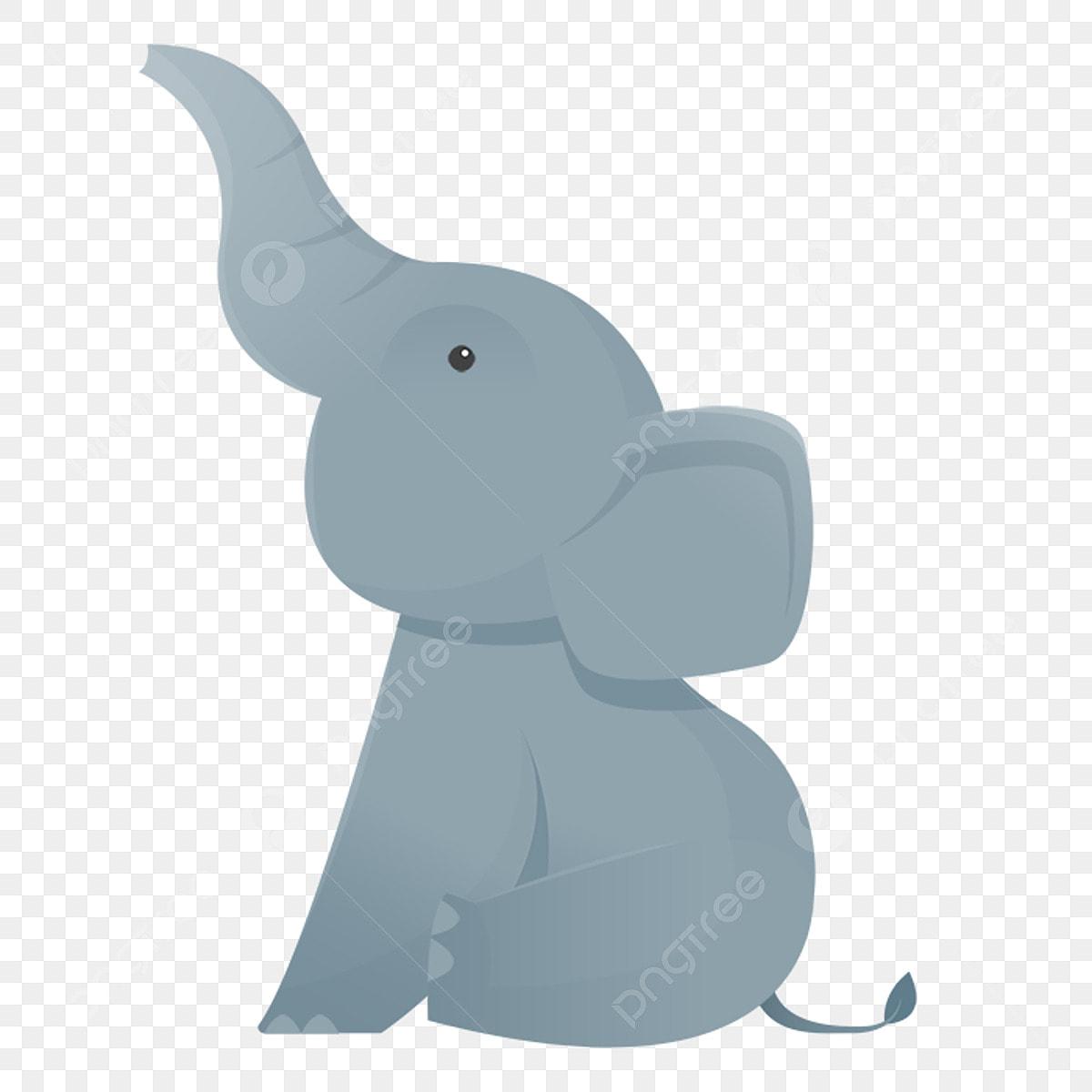 Cute Elephant Elephant Clipart Cute Clipart Cartoon Png