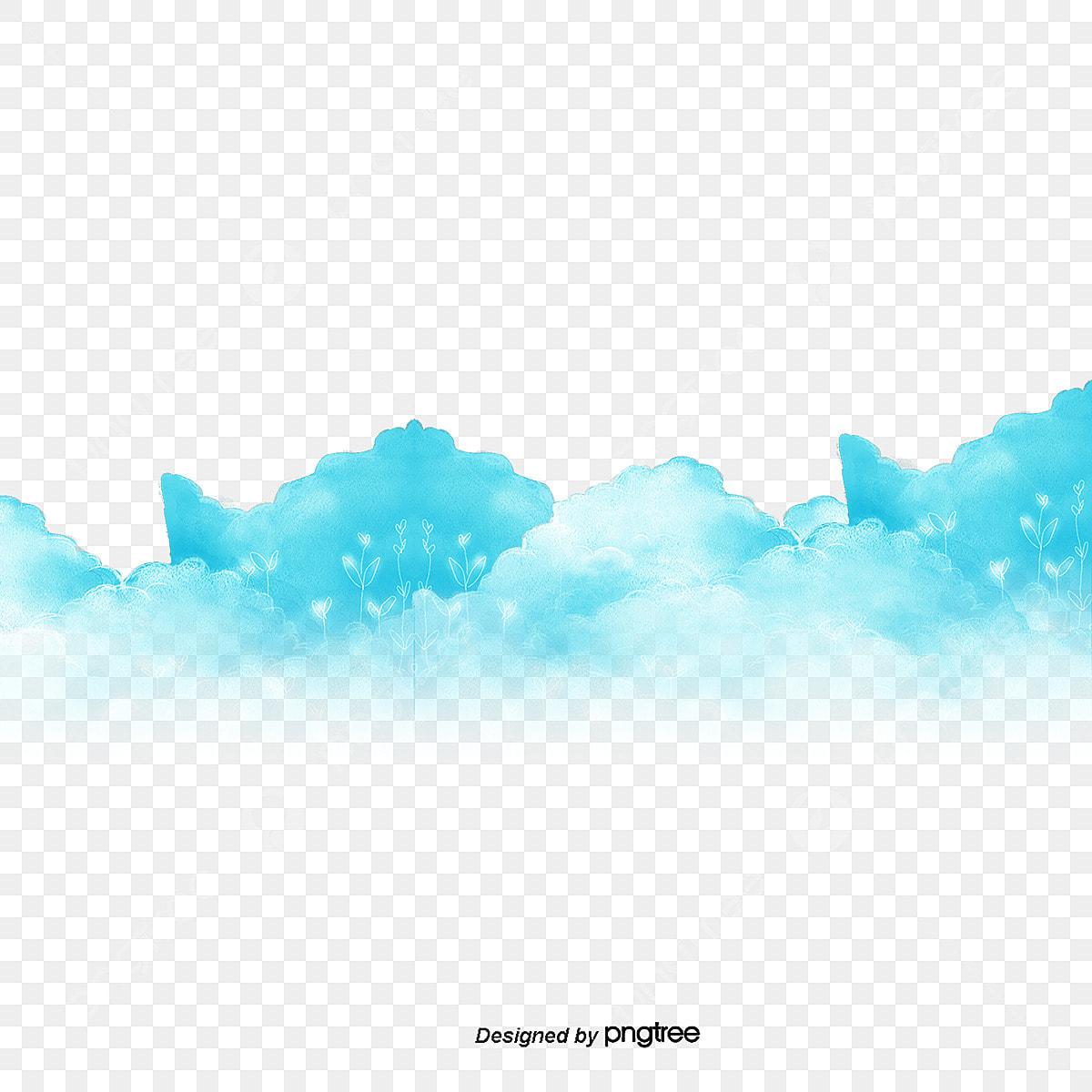 Облака | Бесплатный вектор