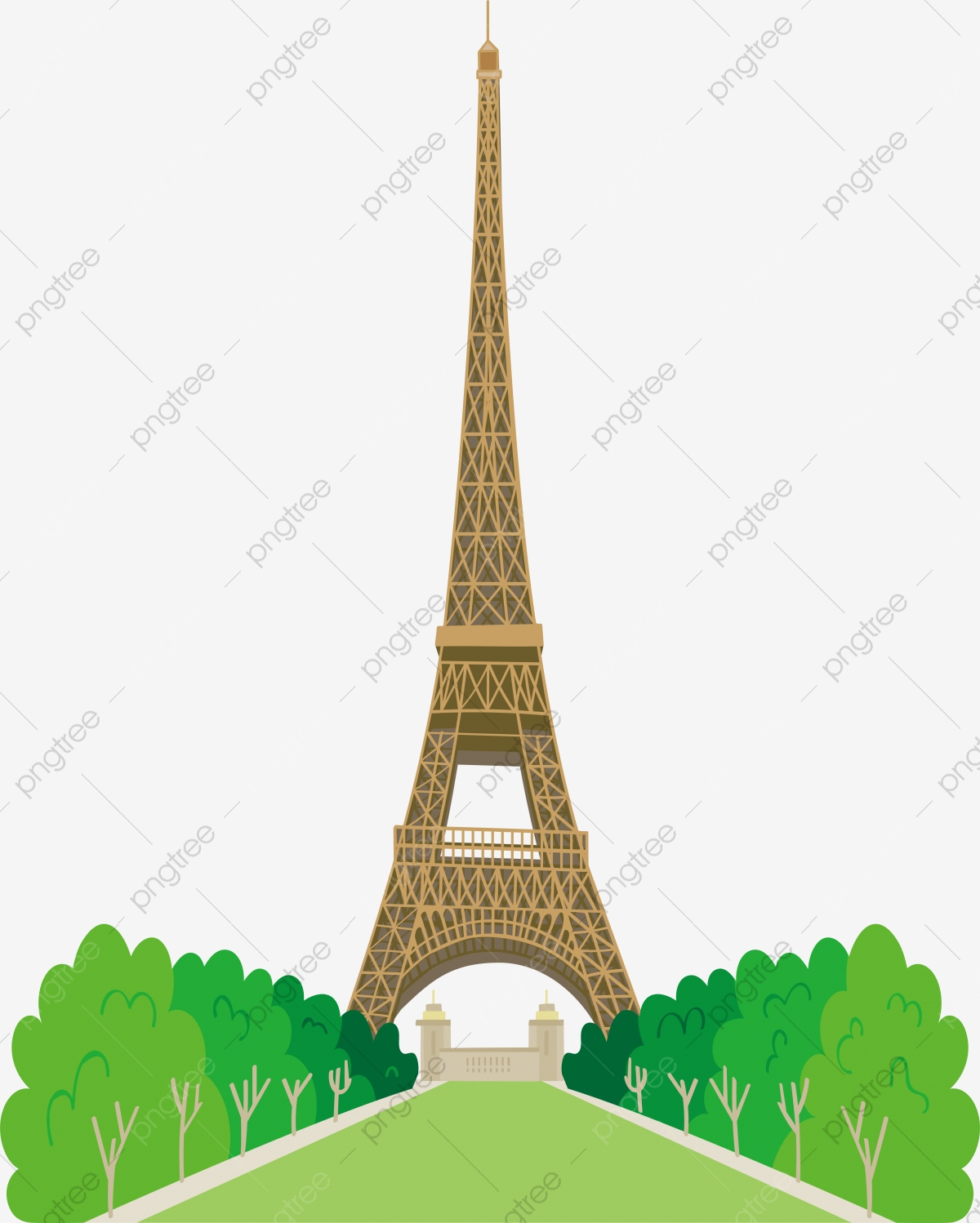 Free Eiffel Tower Clipart, Download Free Clip Art, Free Clip Art on Clipart  Library