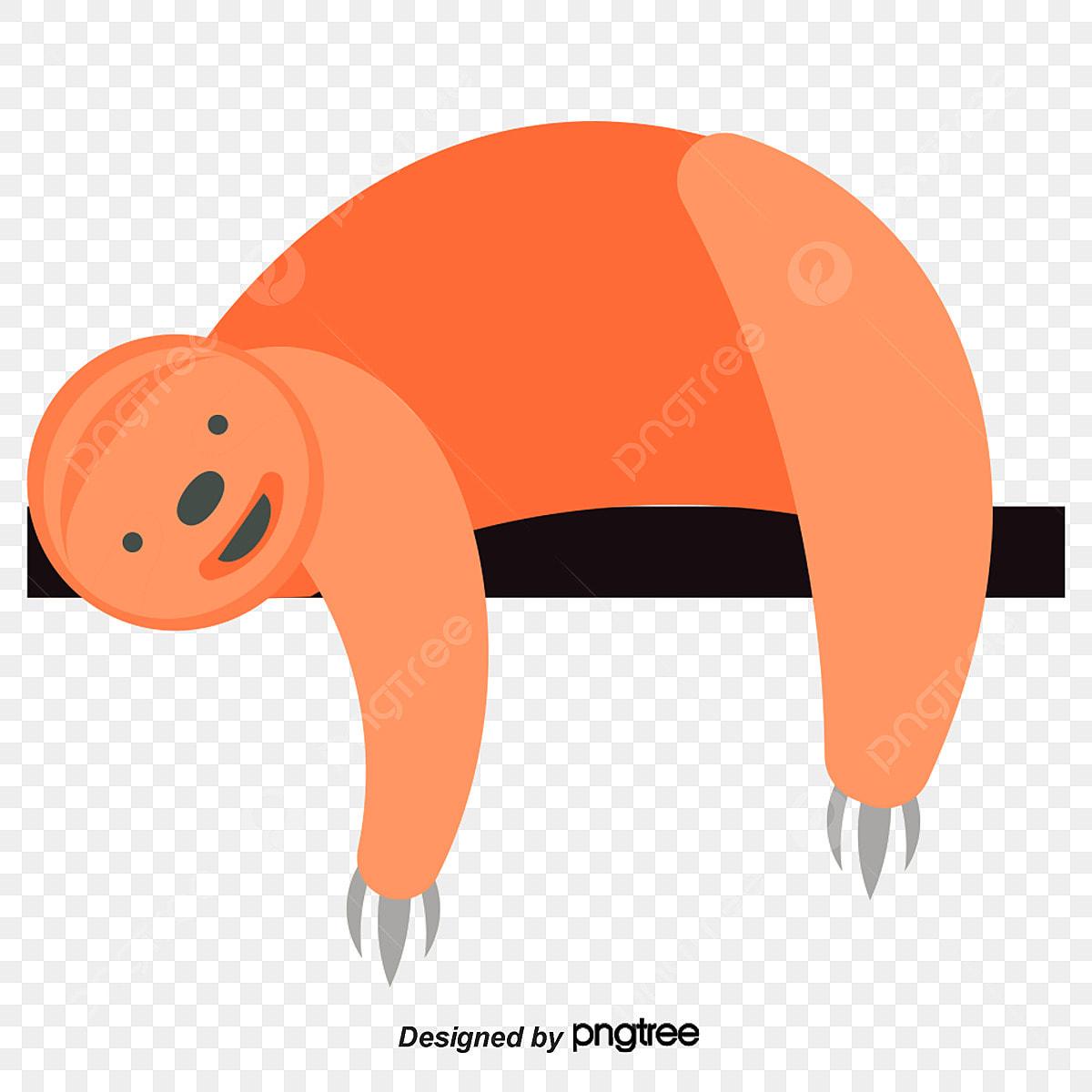 les animaux de la mode dessin anim u00e9 paresseux le paresseux de la mode dessin anim u00e9 mobile