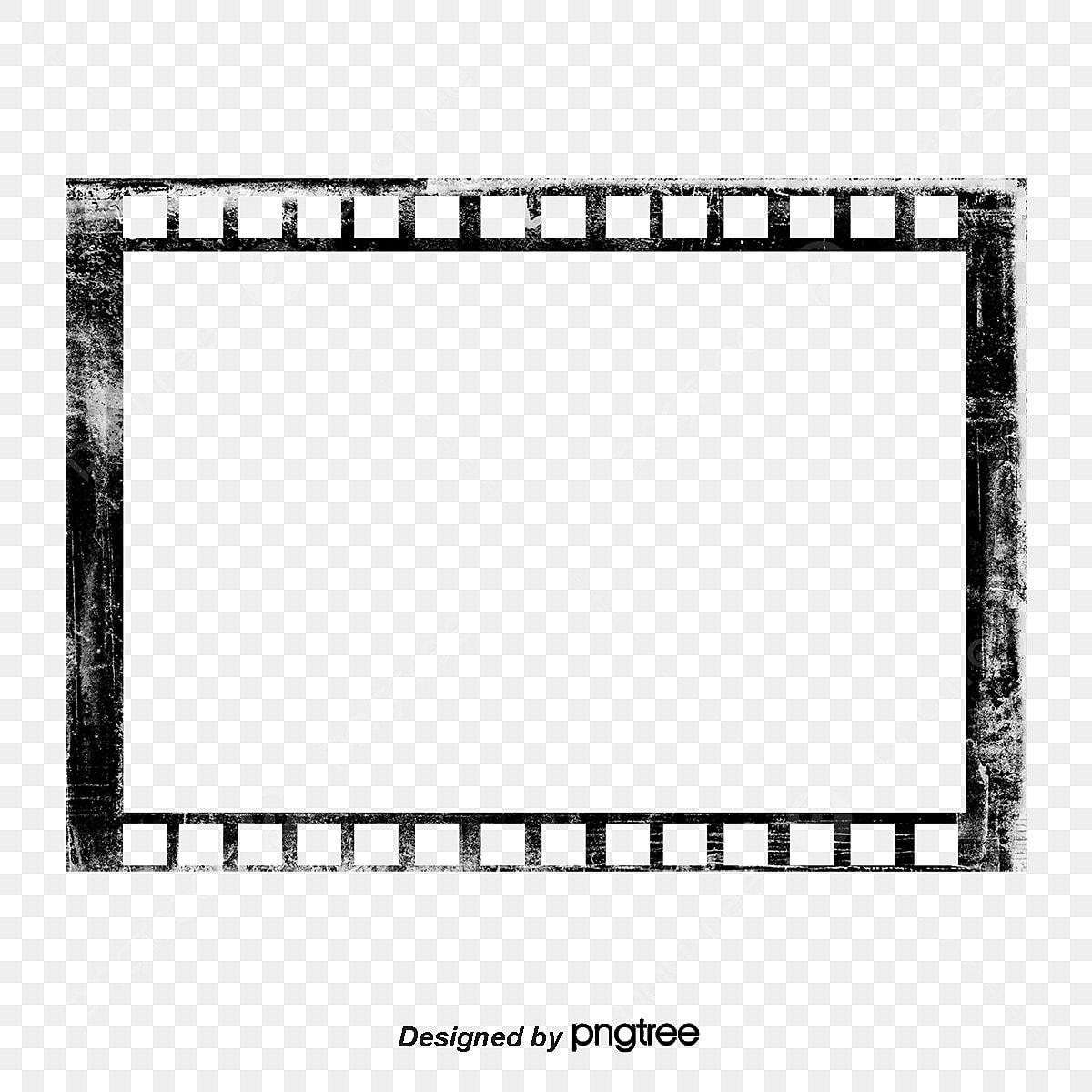 Image Pour Mettre Dans Un Cadre cadre de film vidéo, une trame vidéo, noir et blanc, film