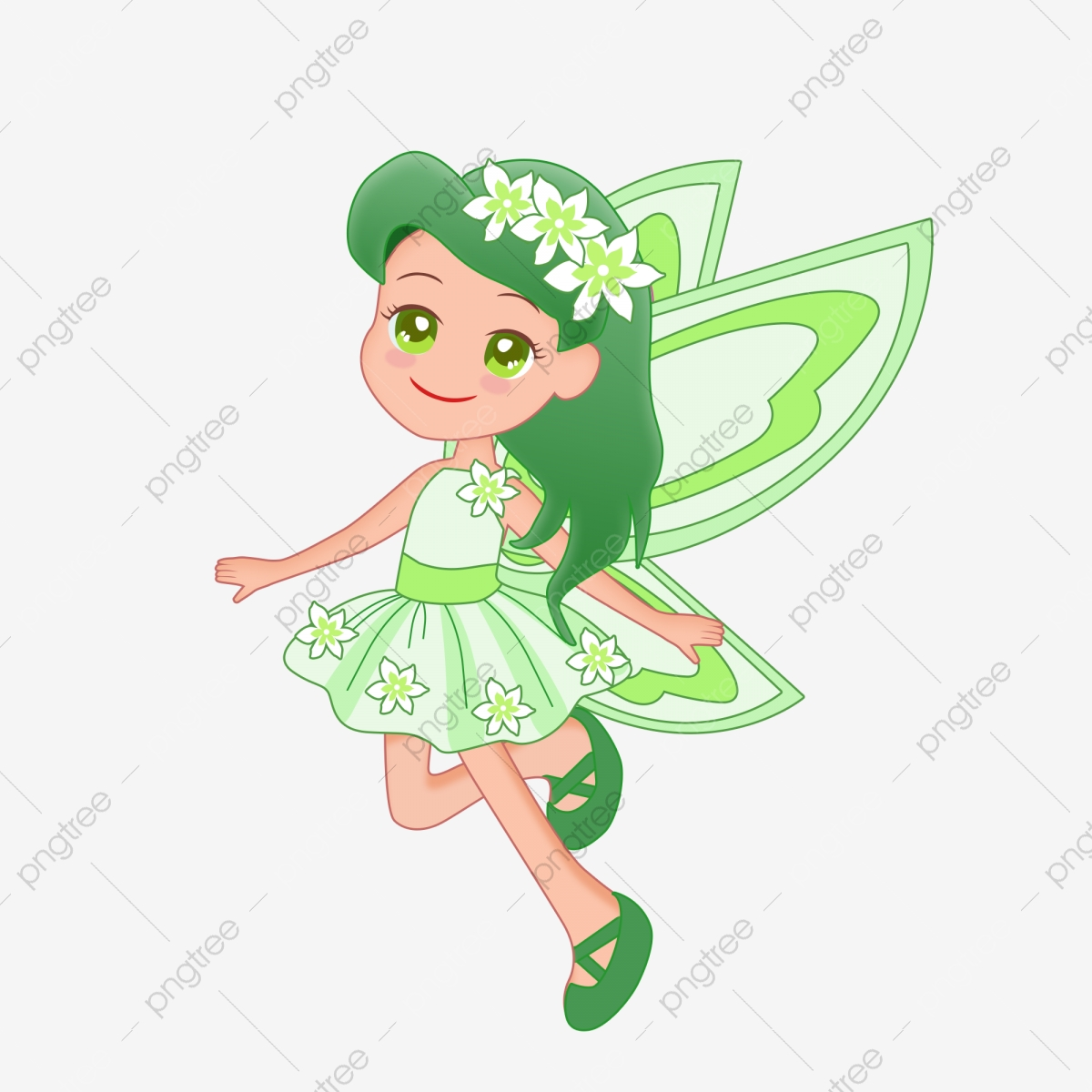 Fairy Cartoon Png Images Vector And Psd Files Free Download On Pngtree