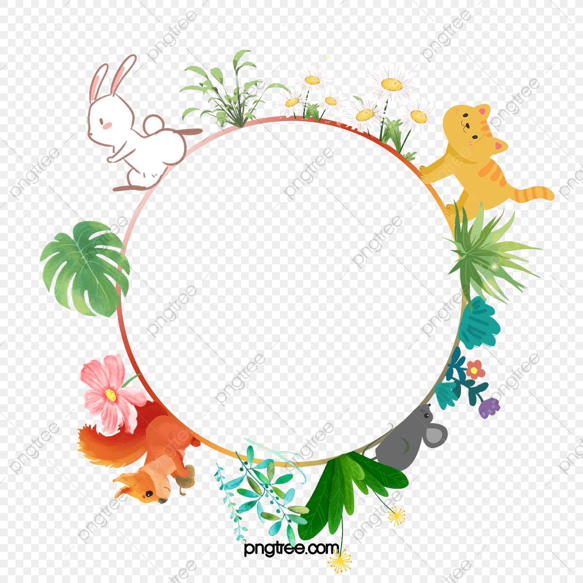forest animal watercolor round background animal clipart watercolor clipart background clipart png transparent clipart image and psd file for free download https pngtree com freepng forest animal watercolor round background 3230205 html