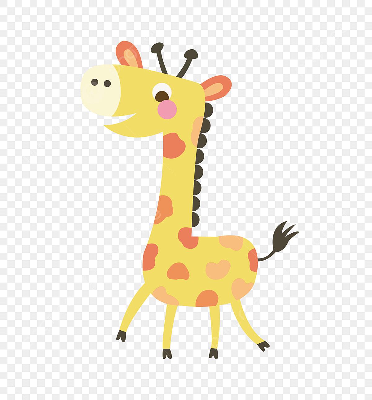 A Girafa Desenho De Girafa Girafa Dos Desenhos Animados Animal