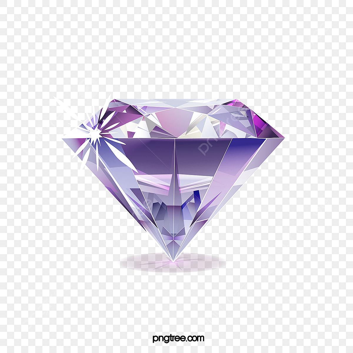 Diamond color. Glowing diamonds blocks png
