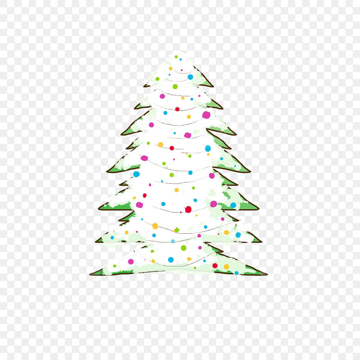 Weihnachten Clipart Bilder.Green Christmas Tree Line Weihnachten Weihnachten Clipart Abgedeckt