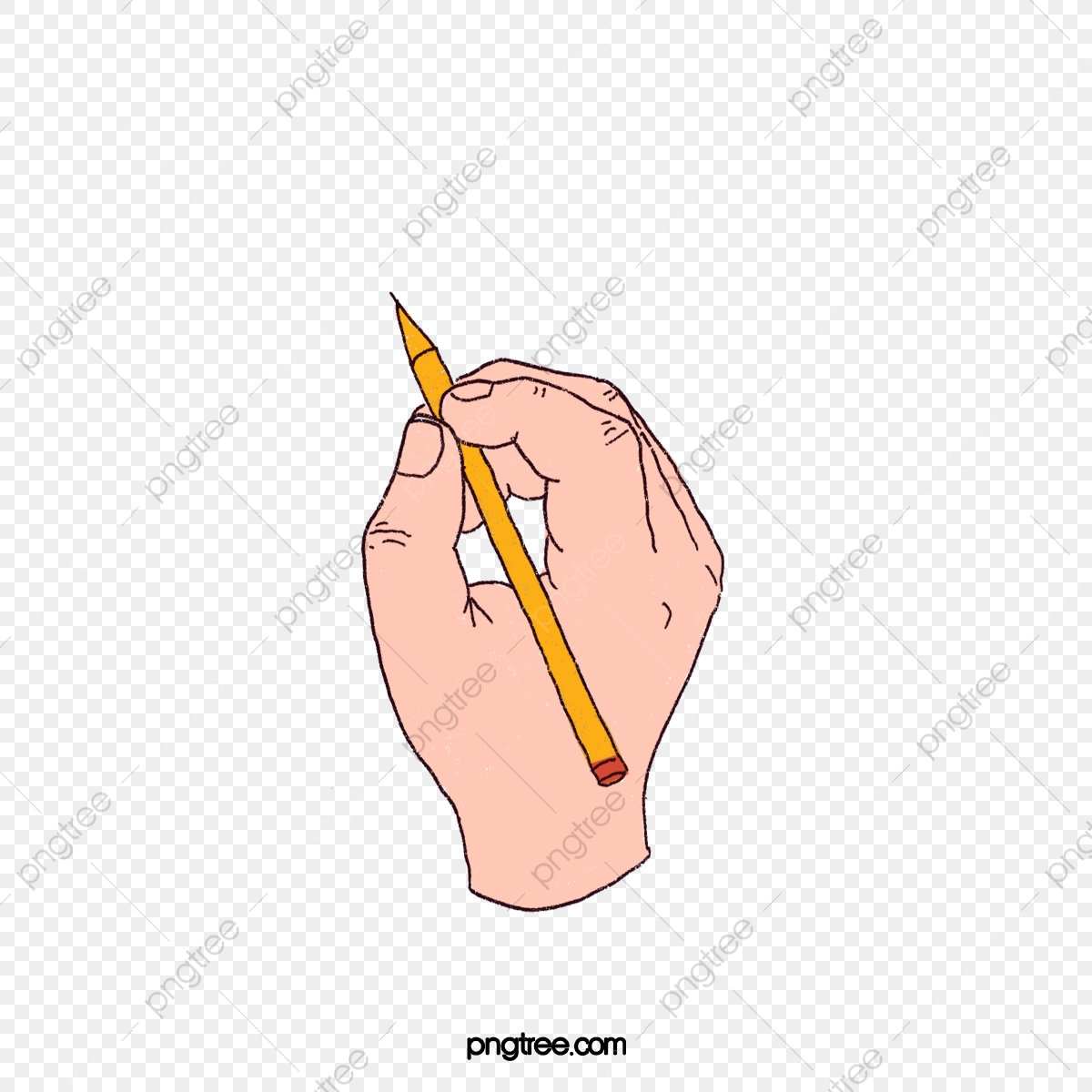 Hand Holding A Pencil Pencil Pen Hand Png Transparent Clipart Image And Psd File For Free Download Download transparent pencil png for free on pngkey.com. https pngtree com freepng hand holding a pencil 2413892 html