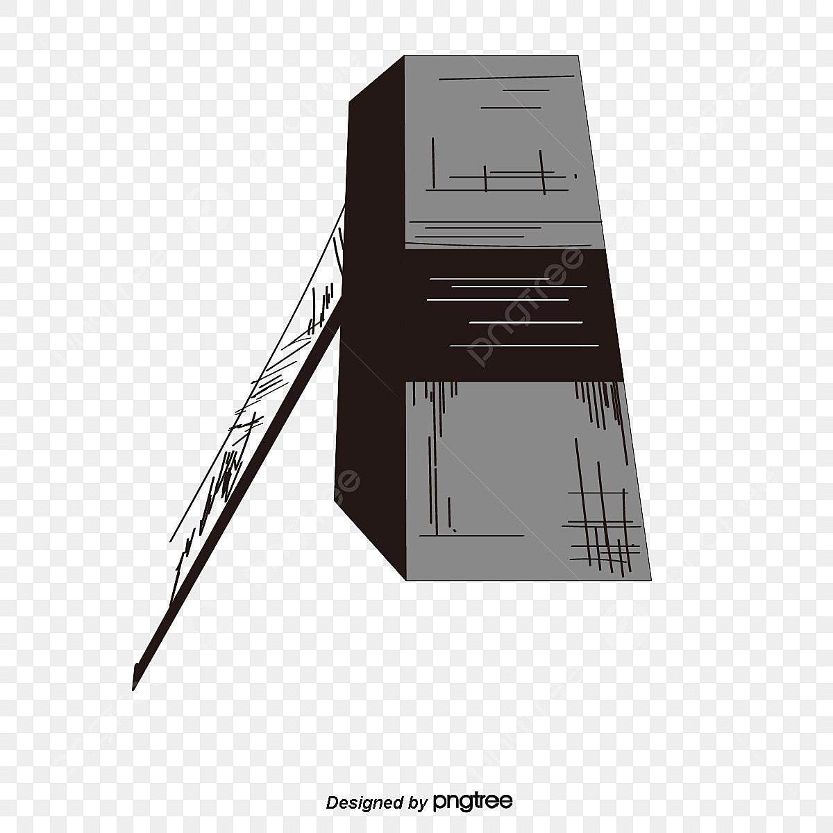Bureau Noir Et Blanc les bureaux de la grue à tour peint en noir et blanc, bureau