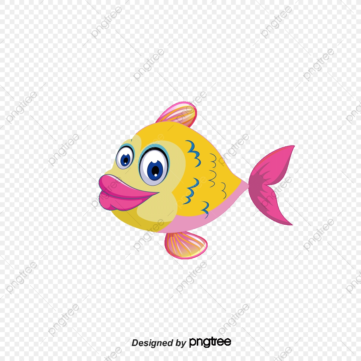 Desenho Colorido De Atum Animais Pintados A Mao Peixes Dos