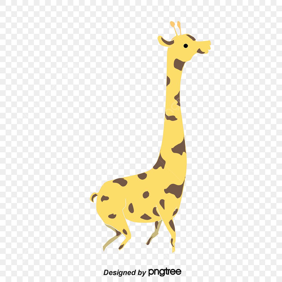 Desenho De Girafa A Girafa Ilustracao Animal Png E Vetor Para