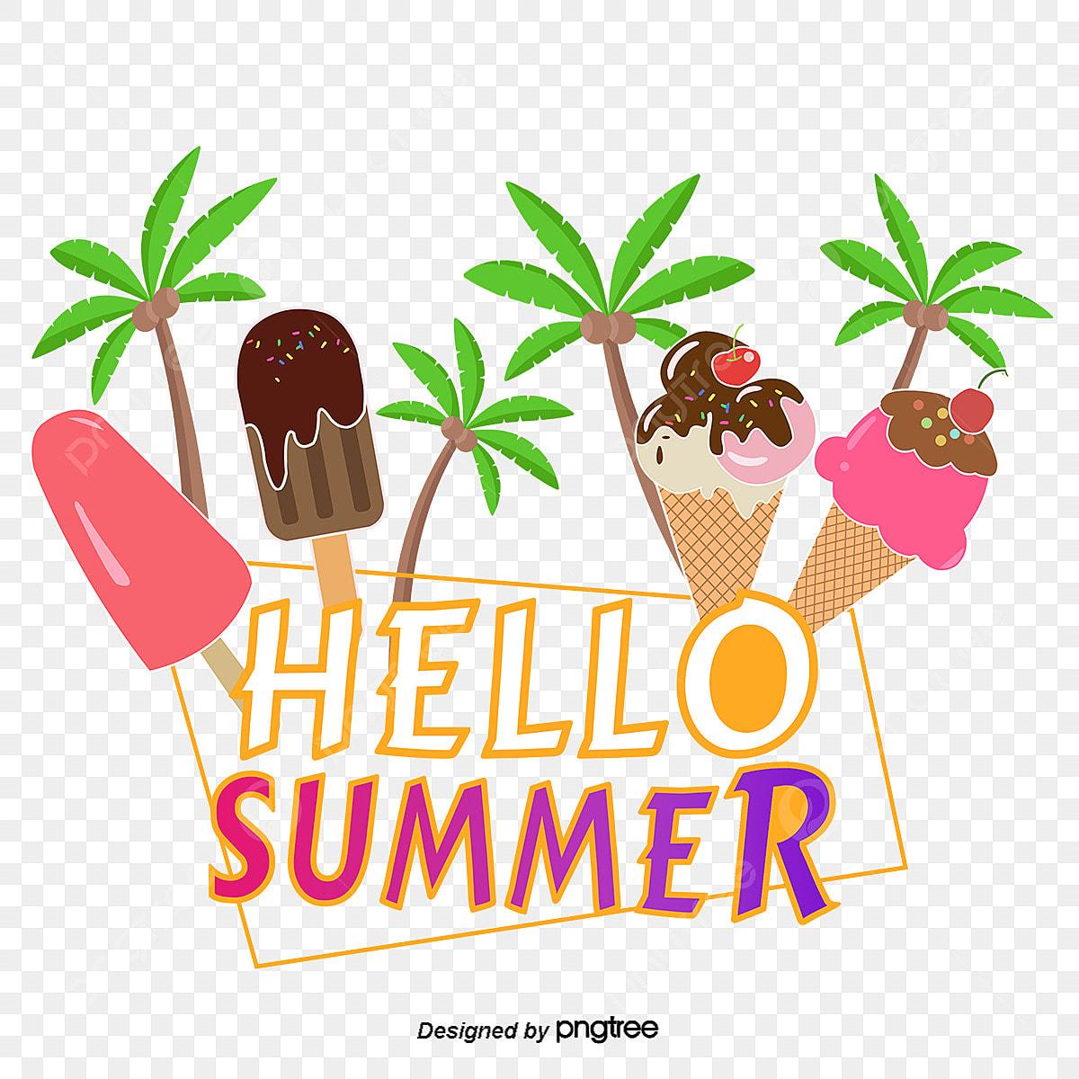 Hello Summer Summer Brand, Summer Clipart, Summer, Hello ... (1200 x 1200 Pixel)