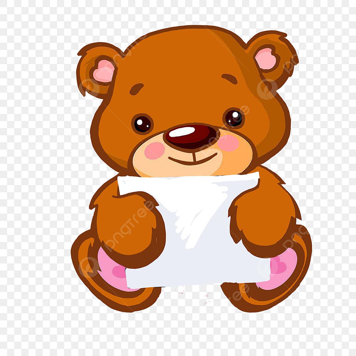 L Ours Avec La Planche A Dessin Planche A Dessin Ours Animal Fichier Png Et Psd Pour Le Telechargement Libre