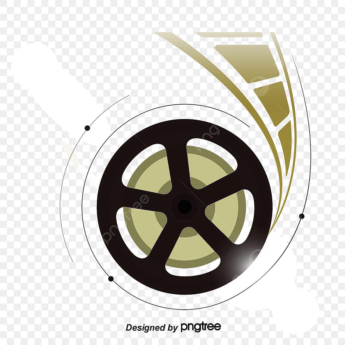 Hollywood Film And Television Creative Logo, Hollywood ...
