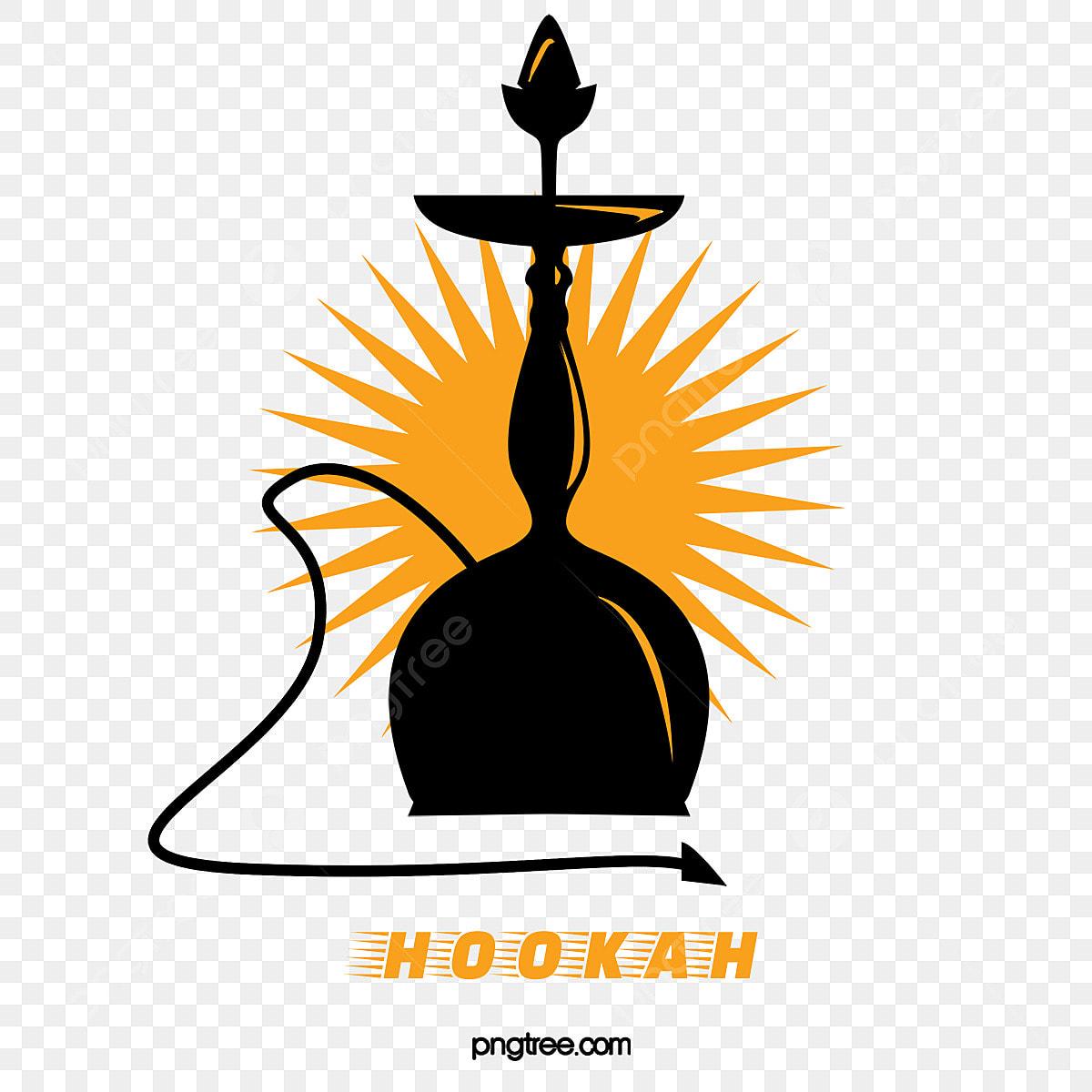 Hookah Cartoon Hookah Authors Png Transparent Clipart Image And