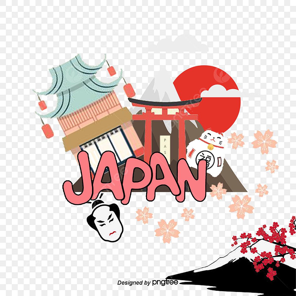 Japanese Elementos Culturales De Fondo Japon Cultura Elemento