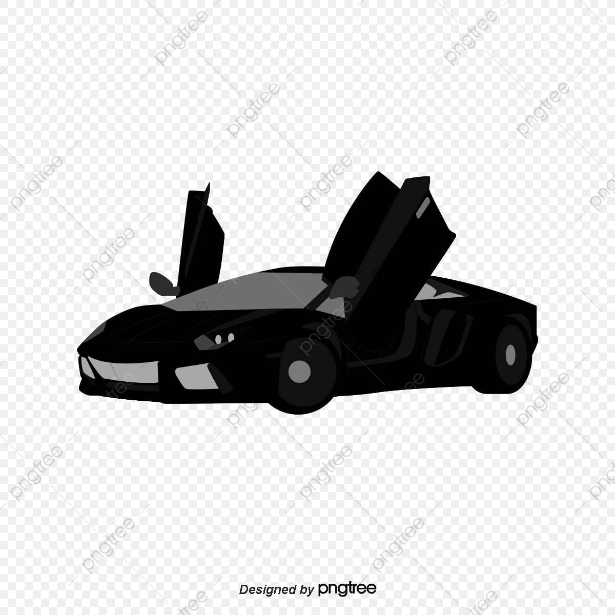 Black Car Clip Art, 谏, Svg, Red PNG Transparent Clipart Image and PSD File  for Free Download