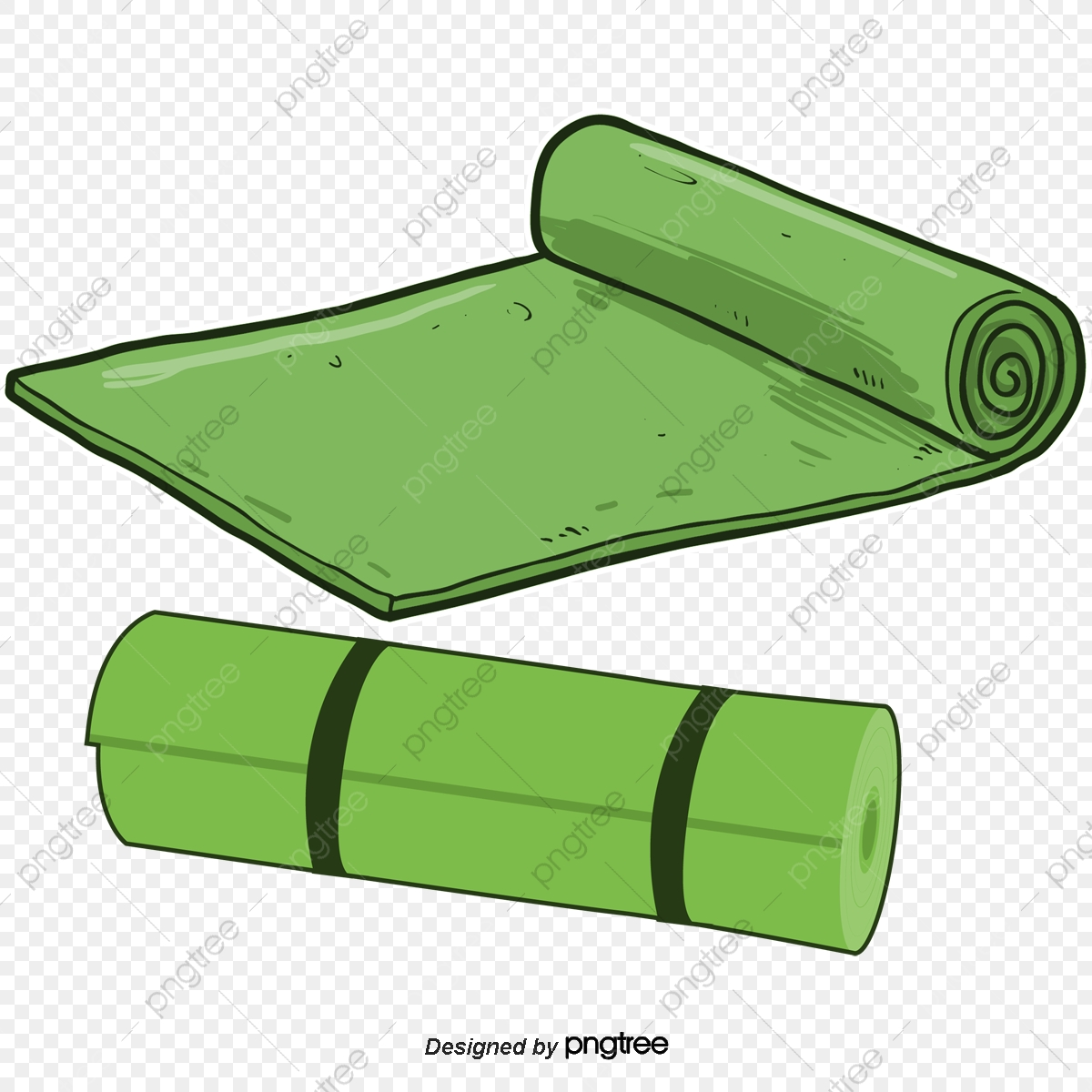 Light Green Yoga Mat Slimming Yoga Plastic Mats Png Transparent Clipart Image And Psd File For Free Download