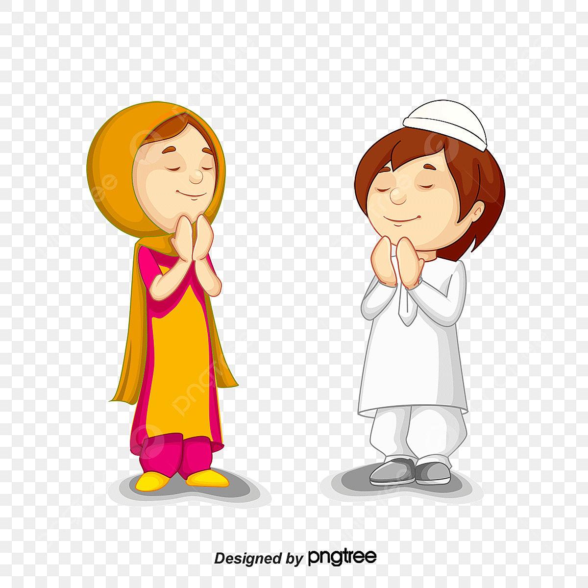 Gambar Muslim Png Vektor Psd Dan Clipart Dengan Latar Belakang Transparan Untuk Download Gratis Pngtree